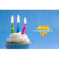 Oslávte s nami 3. narodeniny!