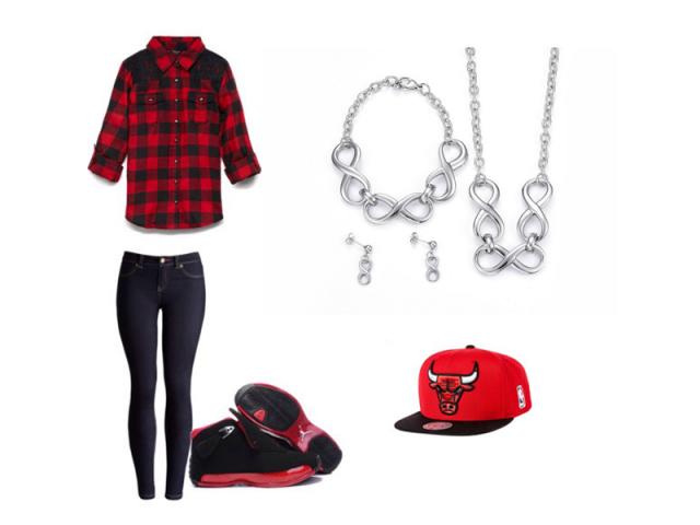 """Outfit: Športový """"street style"""""""