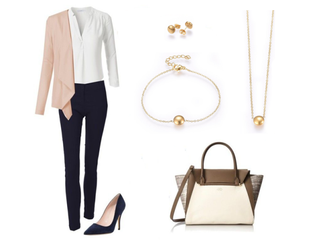 Outfit: Pracovný pohovor