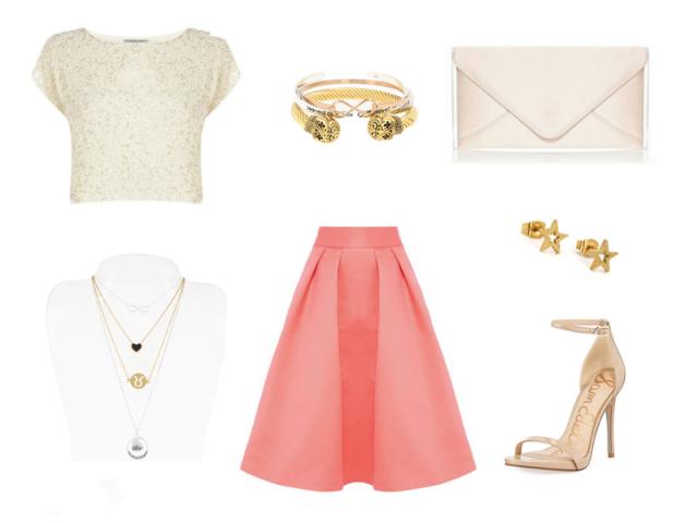 Outfit: Božská korálová!