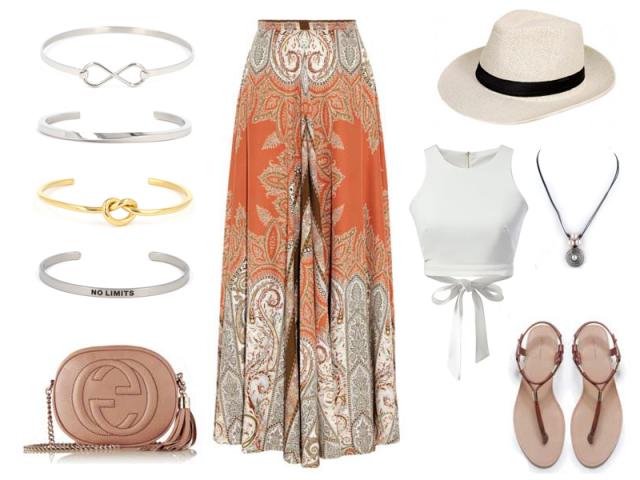 Outfit: Festivalová kráľovna