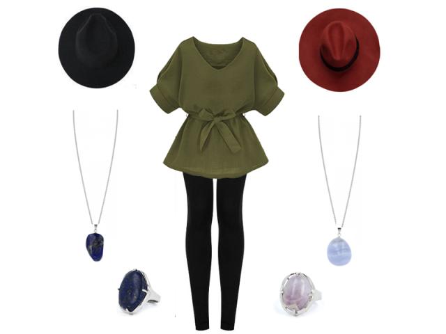 Outfit: Jesenný outfit