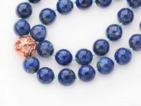 Náhrdelník lapis lazuli 12mm