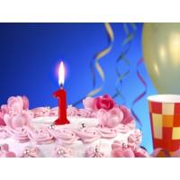Oslávte s nami prvé narodeniny nášho e-shopu