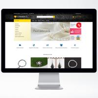 Vynovený e-shop