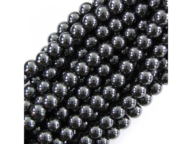 Hematit - čierny 8mm