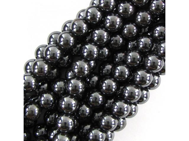 Hematit - čierny 10mm