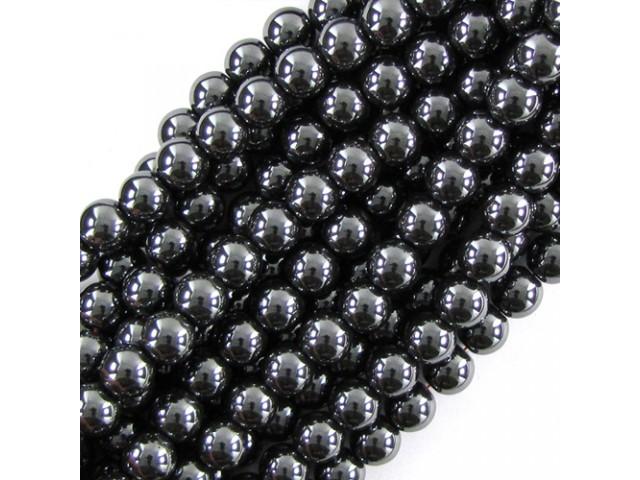 Hematit - čierny 4mm