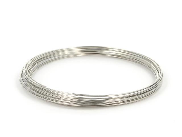 Pamäťový drôt 115x1mm - 20 závitov