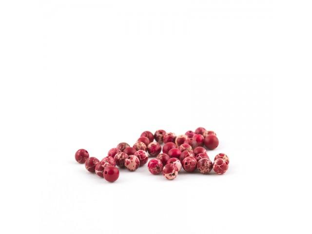 Červený imperial jaspis 6mm