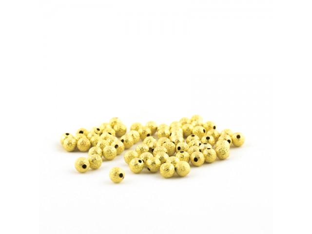 Zlatý hviezdny prach 6mm