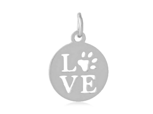 Prívesok z chirurgickej ocele - Pet Love