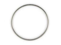 Oceľový ozdobný krúžok 19,5mm