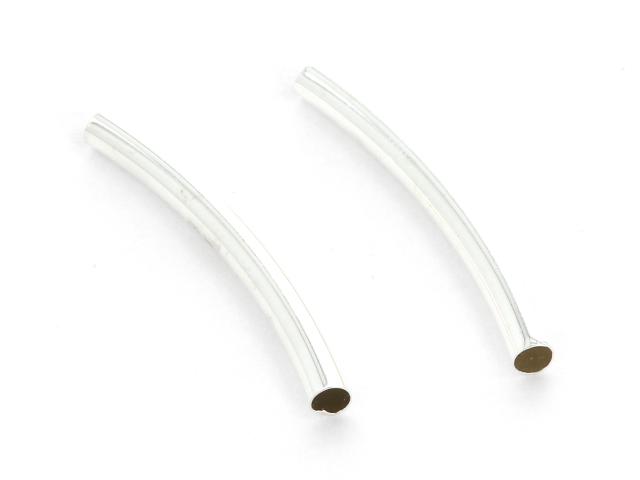 Kovová trubička zahnutá 30x3mm