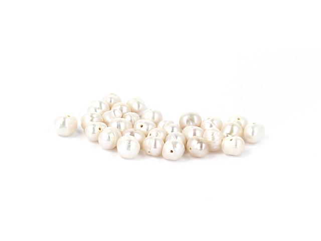 Riečna perla - B kvalita 6-7mm