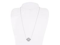 Oceľový náhrdelník - blíženci