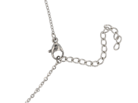 Oceľový náhrdelník - lev