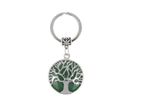 Kľúčenka avanturín - strom