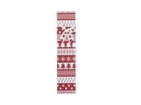 Vianočná darčeková krabička Red 45x200x25 mm
