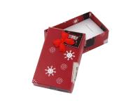 Vianočná darčeková krabička 50x80x27 mm