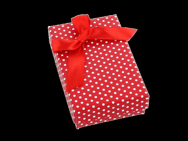 Darčeková krabička Dotty 50x80x22 mm