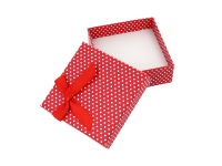 Darčeková krabička Dotty 80x80x30 mm
