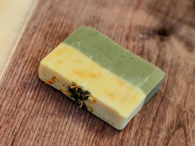 Bylinkové mydlo s čajovníkovým olejom