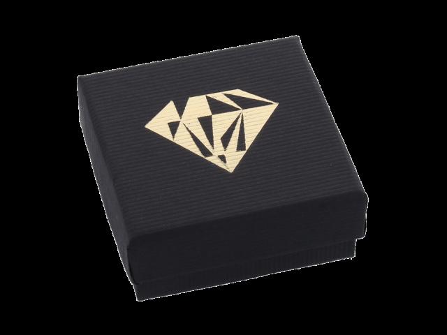 Darčeková krabička Diamond 60x60x25 mm